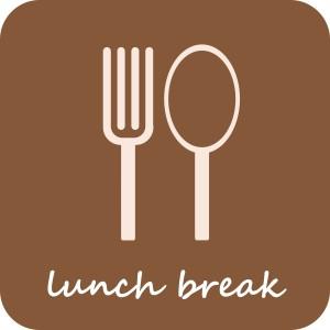 Lunch uurtje. @ Ontmoetingsplek +Punt Orden | Apeldoorn | Gelderland | Nederland