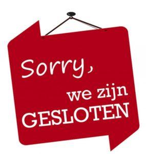** GESLOTEN ** @ Ontmoetingsplek +Punt Orden | Apeldoorn | Gelderland | Nederland